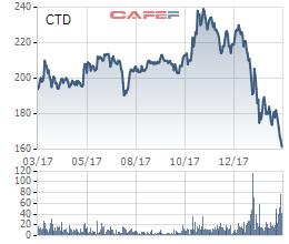 Cổ phiếu giảm 35% bất chấp thị trường đi lên, điều gì đang diễn ra với ông vua ngành xây dựng Coteccons? - Ảnh 1.