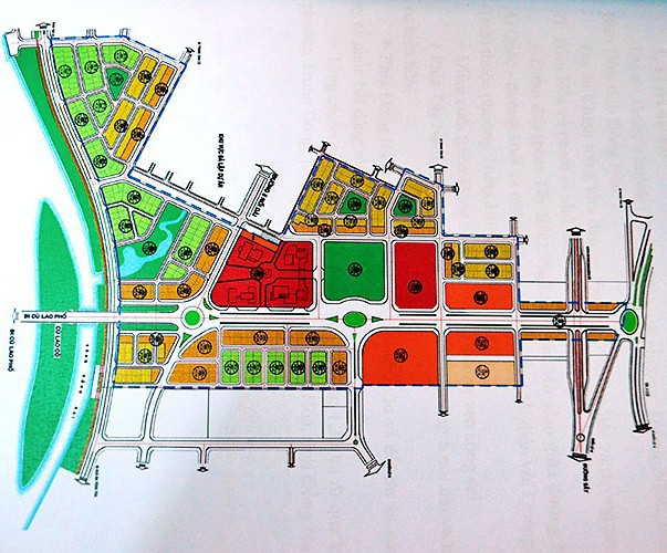 Biên Hòa sẽ đẩy nhanh tiến độ xây đường trục trọng tâm hành chính - Ảnh 1.