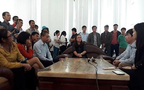 Chủ đầu tư nhà ở xã hội AZ Thăng Long muốn phá hợp đồng, dân bức xúc - Ảnh 2.