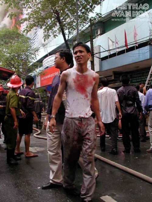 Cháy cao ốc kinh hoàng ở Việt Nam: Nghiêm trọng nhất là vụ cháy tòa nhà ITC từng khiến 60 người chết - Ảnh 1.