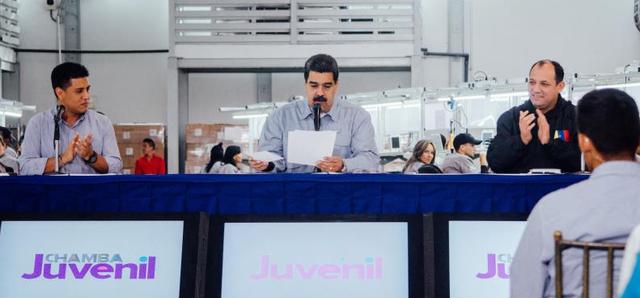 Venezuela kêu gọi toàn quốc cộng đào coin, khuyến khích toàn bộ sinh viên ra trường đang kiếm việc, người thất nghiệp, vô gia cư, bà mẹ đơn thân... cộng tham dự - Ảnh 1.