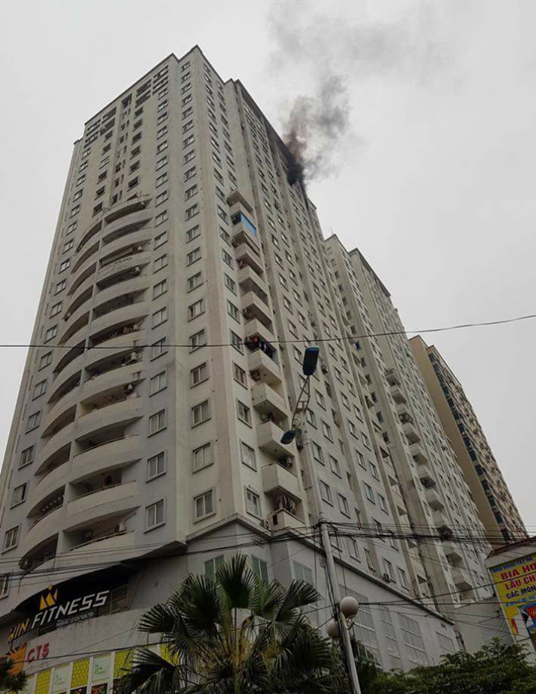 Hà Nội: Chuyển hồ sơ vụ cháy ở tầng 21 chung cư CT5 khu đô thị Văn Khê sang cơ quan điều tra - Ảnh 1.