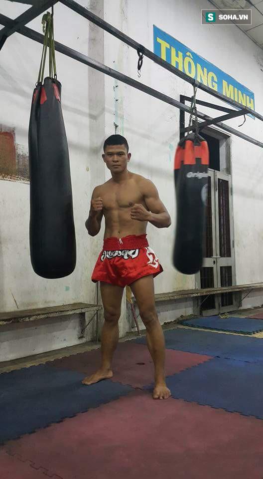 Cao thủ Kickboxing Việt trải lòng sau cú đấm khiến kẻ thách đấu ngất lịm - Ảnh 3.