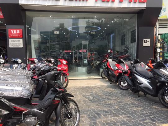 Thị trường xe máy đang ế ẩm - Ảnh 2.