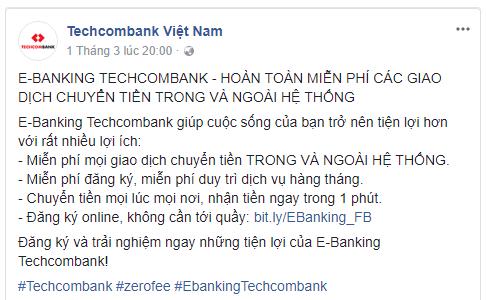Sau khi Vietcombank tăng phí dịch vụ, nhiều ngân hàng khác tranh thủ miễn phí để hút khách - Ảnh 1.