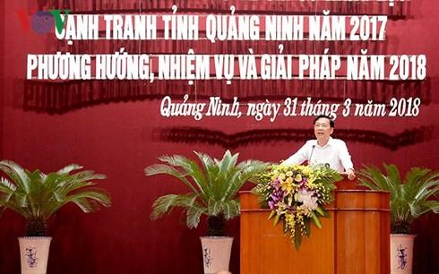 Quảng Ninh tìm giải pháp giữ vững vị trí quán quân PCI - Ảnh 1.