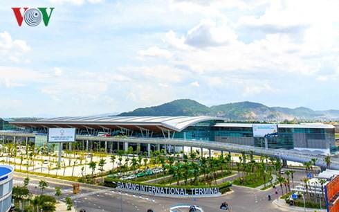 Vừa xây nhà ga mới, Đà Nẵng đề nghị mở rộng sân bay - Ảnh 1.