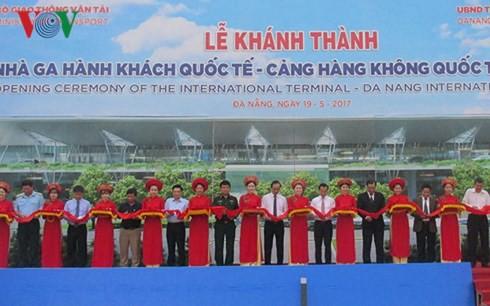 Vừa xây nhà ga mới, Đà Nẵng đề nghị mở rộng sân bay - Ảnh 2.