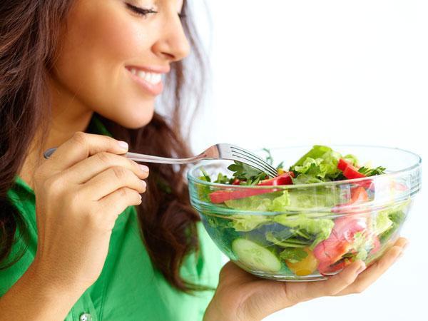 Bạn sẽ bất ngờ với những thay đổi tích cực của cơ thể khi bắt đầu chế độ ăn chay  - Ảnh 2.