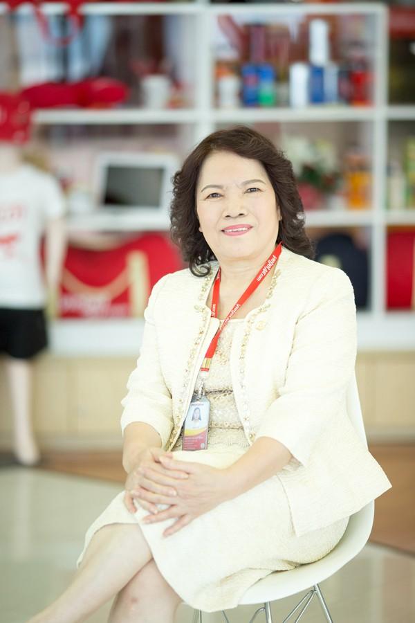Những nữ tướng quyền lực trên sàn chứng khoán Việt - Ảnh 3.