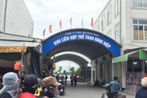 Tân Hùng Minh lấy đất dự án Khu dịch vụ gym thể thao làm kiot phân phối hàng - Ảnh 2.