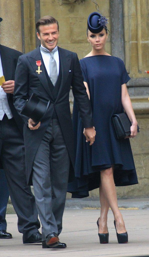 Chuyện tình như mơ của David và Victoria Beckham - 2 nhân vật quyền lực trong làng thời trang và bóng đá - Ảnh 3.