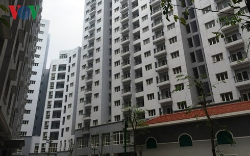 Người dân ít có thời cơ tiếp cận nguồn vốn ưu đãi mua nhà ở xã hội - Ảnh 1.