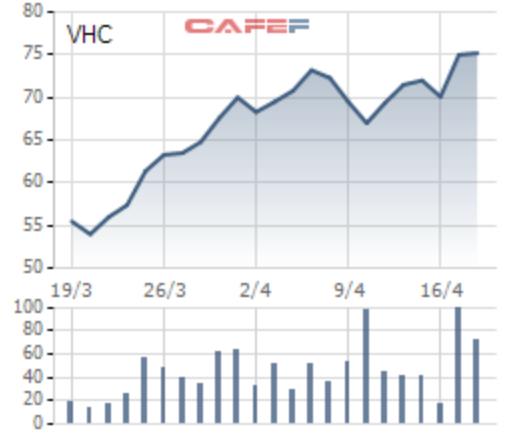 Những cổ phiếu giúp nhà đầu tư tránh bão trong thời gian qua - Ảnh 2.
