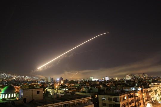 Mỹ dội 105 tên lửa, tại sao Syria không chặn được cái nào? - Ảnh 1.