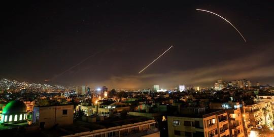 Mỹ dội 105 tên lửa, tại sao Syria không chặn được cái nào? - Ảnh 2.