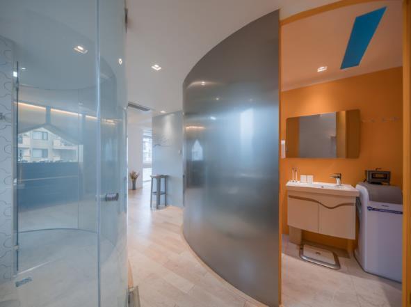 Thiết kế phá cách, ấn tượng của căn hộ cao tầng hơn 100m2 cho gia đình có con nhỏ - Ảnh 17.