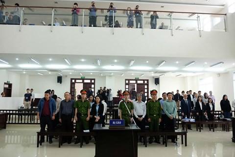 Hà Văn Thắm, Nguyễn Xuân Sơn bị đề nghị y án - Ảnh 1.