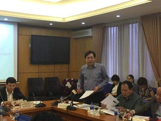 Bộ Tư pháp nói về 630 tỉ đồng ông Đinh La Thăng phải bồi thường - Ảnh 1.
