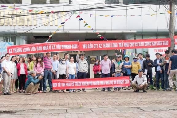 Dự án Bright City: Chính phủ đề nghị UBND TP Hà Nội giải quyết kiến nghị của người mua nhà - Ảnh 2.