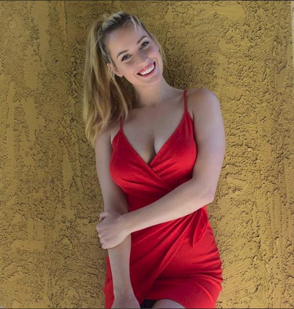 Paige Spiranac - Kiều nữ quyến rũ, nóng bỏng nhất làng golf thế giới - Ảnh 5.