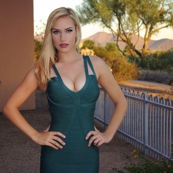 Paige Spiranac - Kiều nữ quyến rũ, nóng bỏng nhất làng golf thế giới - Ảnh 8.