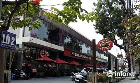 Sẽ cưỡng chế các công trình vi phạm trên đường Nguyễn Khánh Toàn vào ngày 17/5 - Ảnh 2.