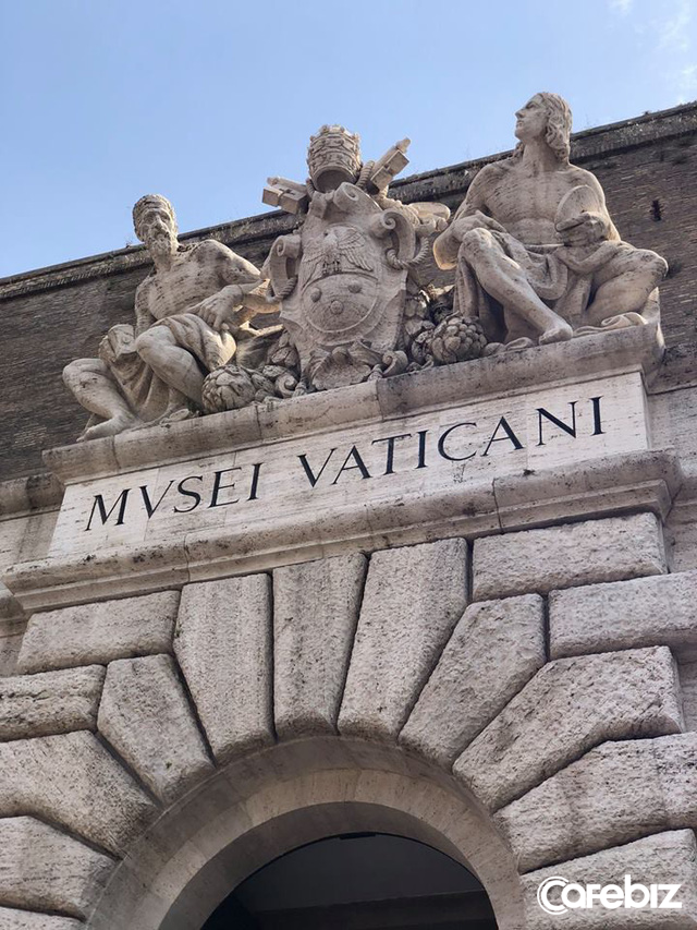 Vatican - Quốc gia nhỏ nhất thế giới, doanh nghiệp đặc biệt nhất hành tinh - kinh doanh và đầu tư ra sao? - Ảnh 1.