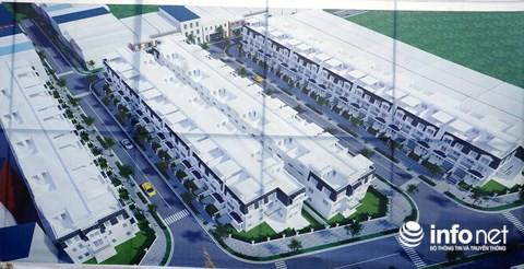 Hàng chục nghìn m2 đất vàng trung tâm TP Vinh giao cho DN giá bèo - Ảnh 3.