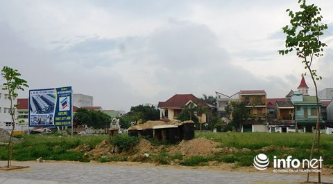 Hàng chục nghìn m2 đất vàng trung tâm TP Vinh giao cho DN giá bèo - Ảnh 4.
