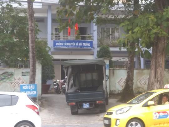 Tạm dừng giao dịch tại Phòng TN-MT Phú Quốc là tin bịa đặt - Ảnh 1.