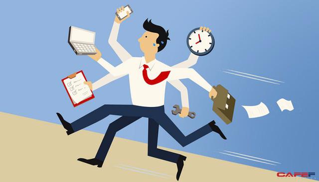 Những dấu hiệu cho thấy bạn đang lãng phí thời gian một ngày của mình: Từ bỏ ngay để nhanh chóng tiến đến thành công! - Ảnh 3.