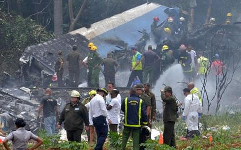 Tai nạn máy bay ở Cuba, hơn 100 người thiệt mạng - Ảnh 1.