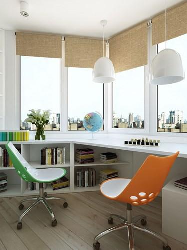 Thiết kế căn hộ chung cư sáng tạo theo phong một vàih Scandinavian - Ảnh 12.