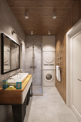 Thiết kế căn hộ chung cư sáng tạo theo phong một vàih Scandinavian - Ảnh 14.