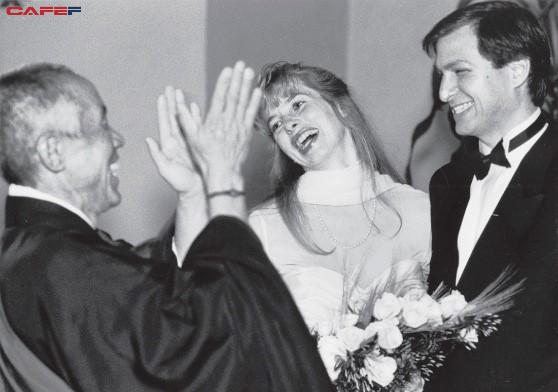 Đều là những ông trùm kinh doanh quyền lực nhất thế giới song đám cưới của họ không hề hoành tráng và xa hoa như bạn nghĩ  - Ảnh 4.