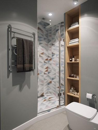 Căn hộ 34 m2 kết hợp phòng khách và phòng ngủ tiện lợi - Ảnh 7.