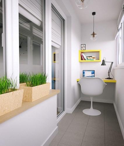 Căn hộ 34 m2 kết hợp phòng khách và phòng ngủ tiện lợi - Ảnh 9.