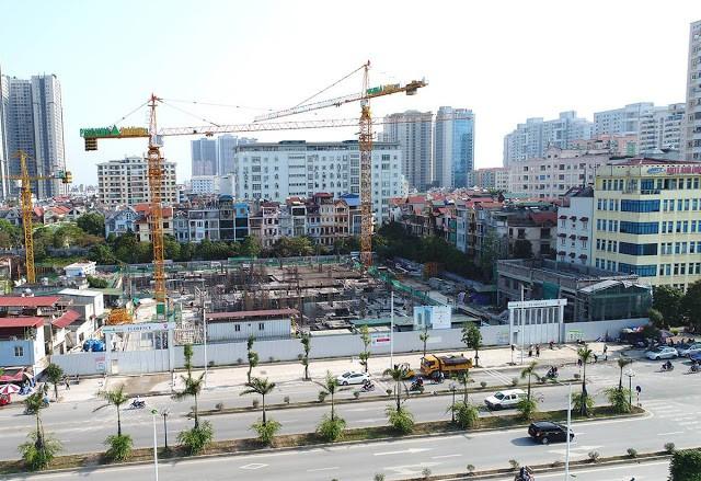 Soi nguồn cung hàng nghìn căn hộ cao tầng mới tinh đang đổ bộ vào khu phía Tây Hà Nội - Ảnh 2.