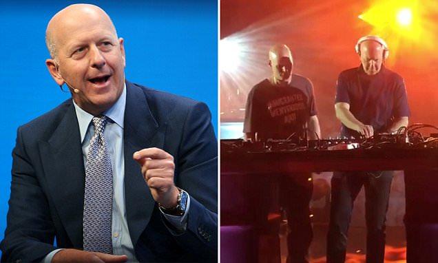 Một DJ part-time vừa trở thành tân CEO của ngân hàng tỷ đô Goldman Sachs - Ảnh 2.