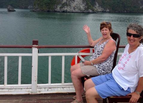 Chủ tịch Nguyễn Đức Chung: Xử lý nghiêm vụ chuyến đi kinh dị của du khách Úc - Ảnh 1.