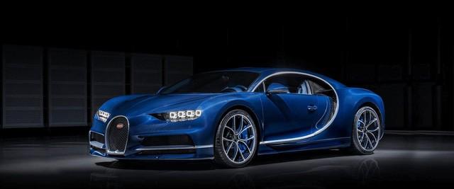 Đại gia mua Bugatti Chiron thứ 100, đắt bằng bản thường và Rolls-Royce Cullinan cộng lại - Ảnh 1.