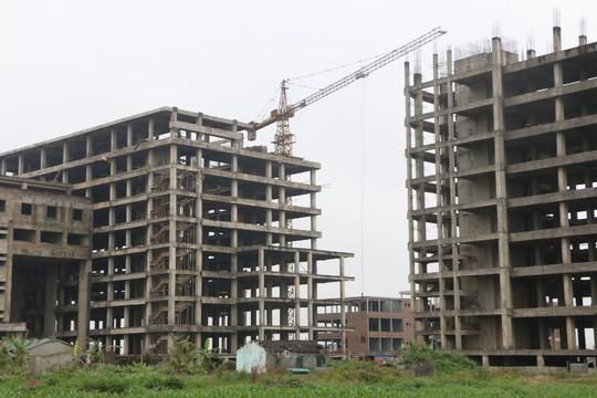 Cận cảnh hoang tàn dự án bệnh viện 700 giường đầu tư 850 tỉ đồng - Ảnh 13.