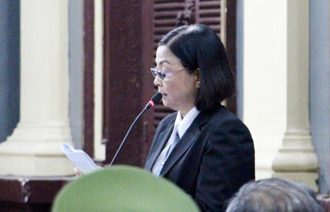 Luật sư của bà Hứa Thị Phấn phản pháo tại tòa  - Ảnh 2.