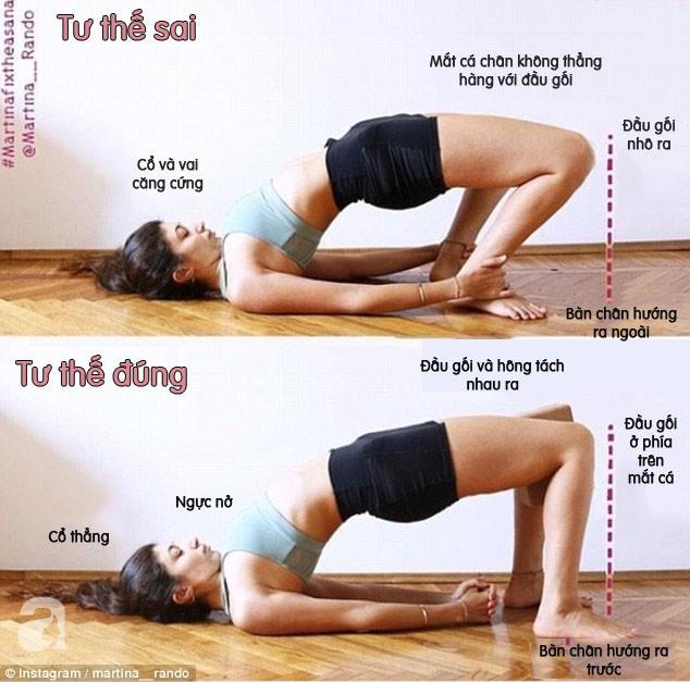 Yogi đình đám chia sẻ các lỗi cơ bản, gây nguy hiểm nhất cho người mới tập yoga - Ảnh 7.