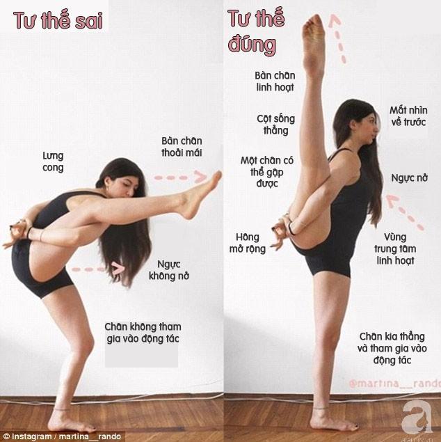 Yogi đình đám chia sẻ các lỗi cơ bản, gây nguy hiểm nhất cho người mới tập yoga - Ảnh 9.