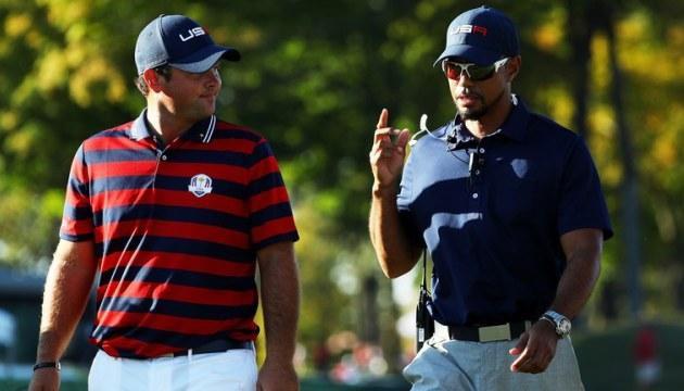 Tiger Woods cùng nhóm đấu với Reed, Koepka ở Wells Fargo Championship - Ảnh 1.