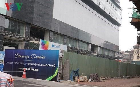 Hà Nội yêu cầu kiểm tra 3 dự án chung cư của Kinh Đô - Ảnh 1.