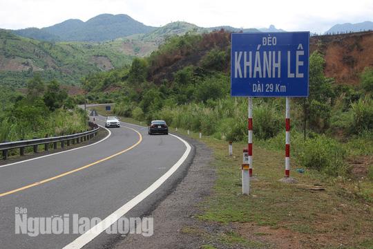 Hãi hùng đèo Khánh Lê nối Nha Trang – Đà Lạt - Ảnh 1.
