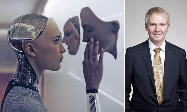 Giáo sư Oxford: Con người và robot sẽ chung sống với nhau như một gia đình - Ảnh 1.